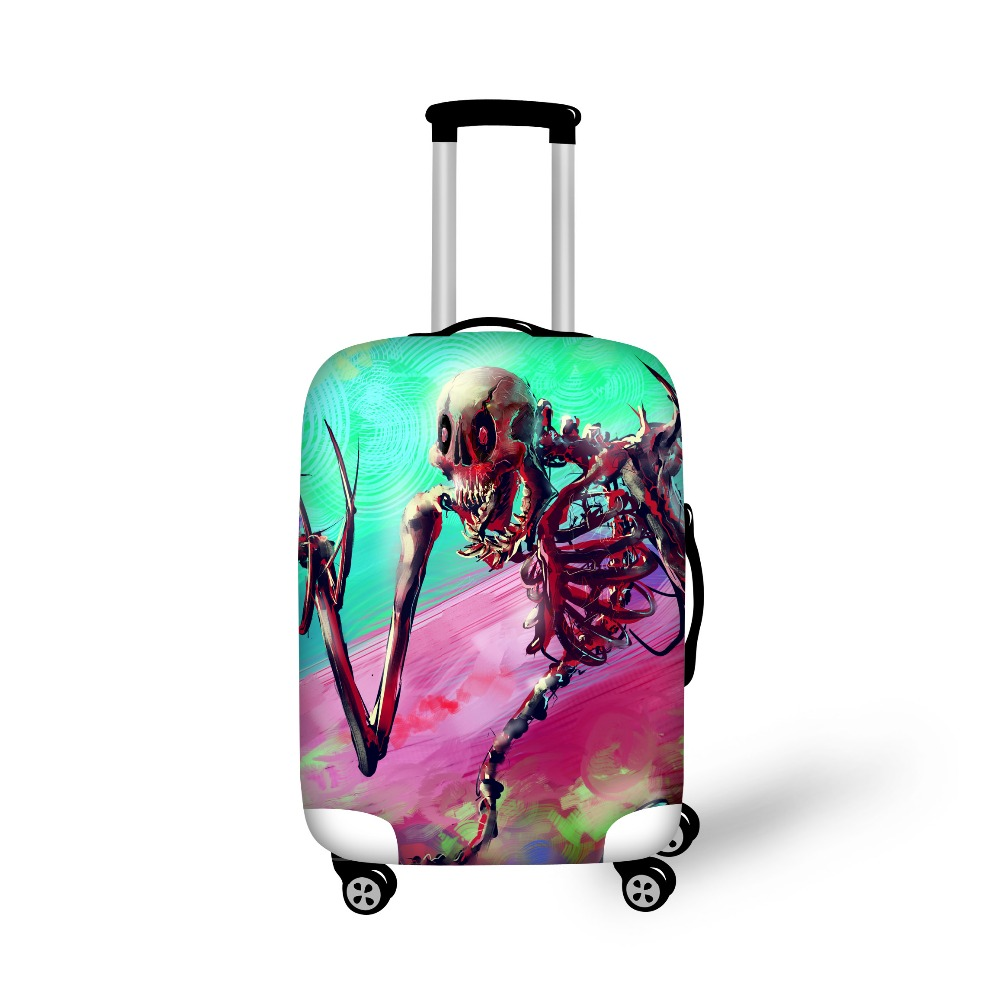 Fashion Designer Travel Luggage Suitcase Protective Cover