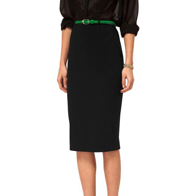 2015 Горячая распродажа юбка для женщин дамы юбка высокой талией миди тело юбка в виде тонкого карандаша смесей юбка из хлопока ( без ремня с ним )