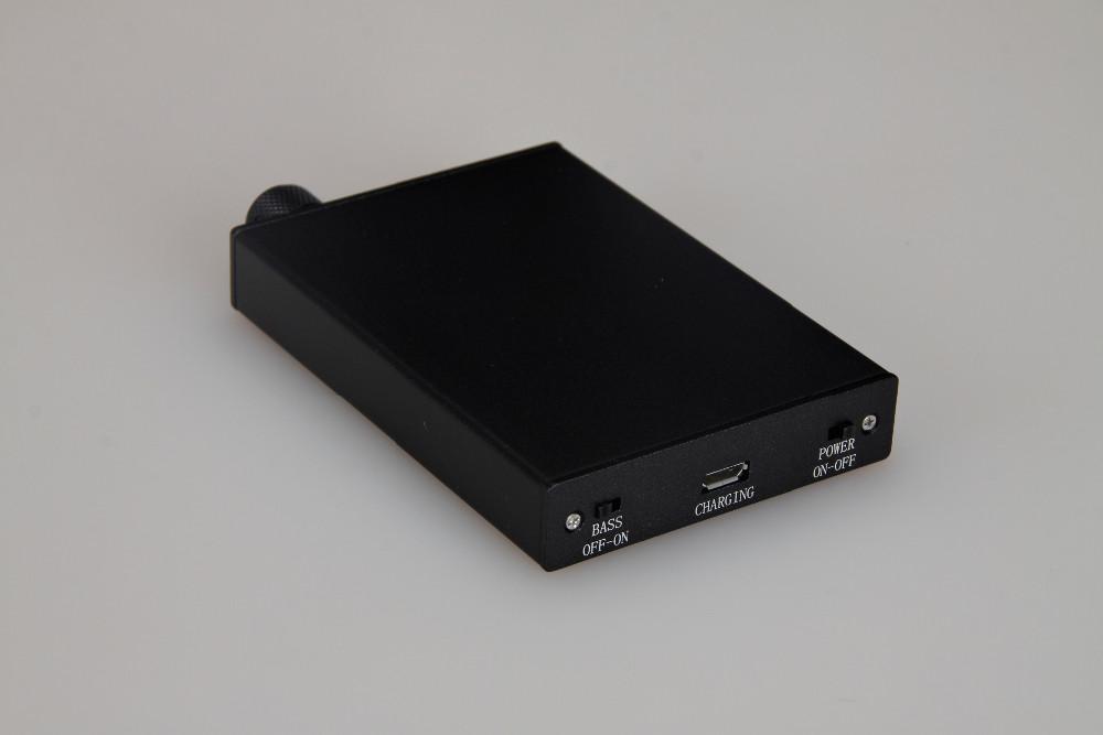 Купить SaoMai Портативный Lossless Mp3-плеер + Усилитель Для Наушников 16 ГБ 2.4 Дюйм(ов) ЦАП DSD256 APE АКК FLAC OGG Цифровой Музыки плеер