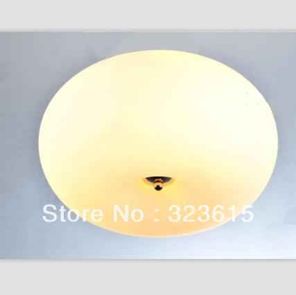 Apple Ceiling Lighting Modern Ceiling warm glass hall hallway kitchen light fixtures Medium 38 CM(China (Mainland))