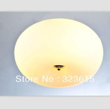 Apple Ceiling Lighting Modern Ceiling warm glass hall hallway kitchen light fixtures Medium 38 CM