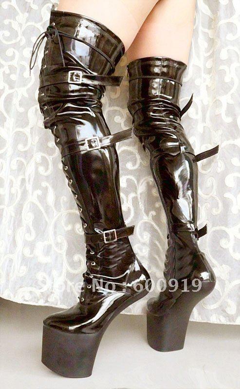 thigh high boots, high heels boots,sexy boots  NO.WG09B<br><br>Aliexpress