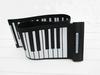 By DHL/EMS 1 Piece 61 Key USB MIDI ROLL-UP Piano Flexible Roll Up Piano Foldable Roll Up Piano Hot Sale Free Shipping(China (Mainland))