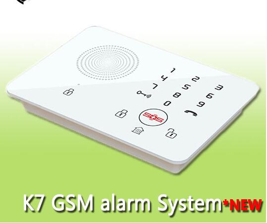 Resultado de imagen para gsm alarm system k7
