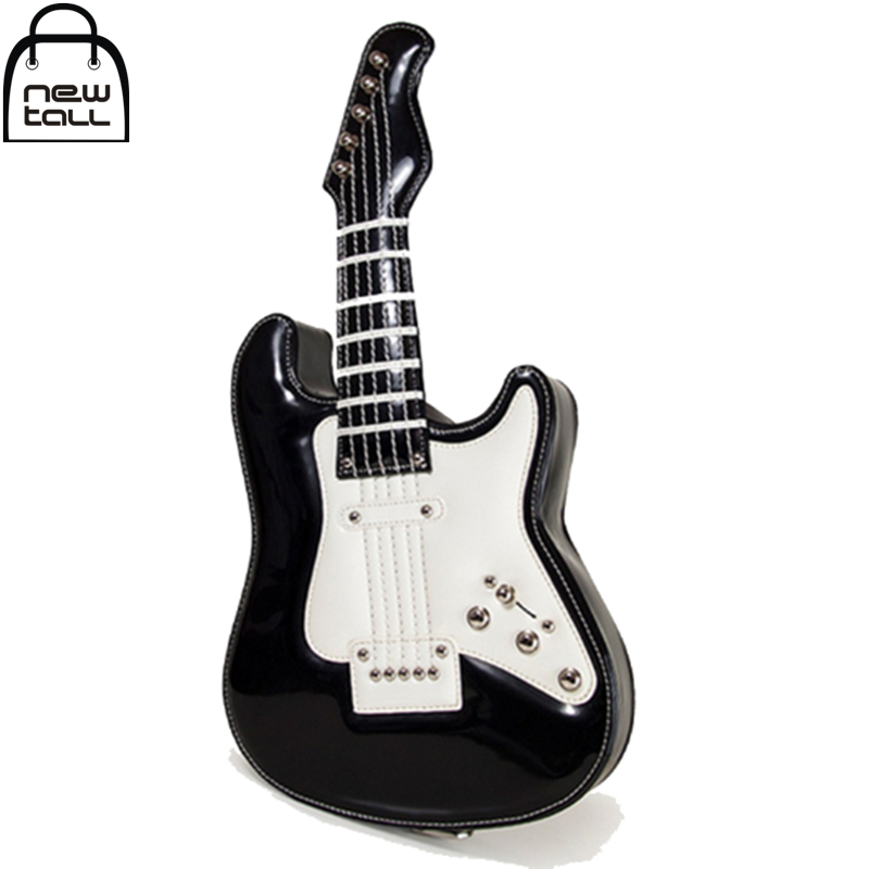 [NEWTALL]The High Street Electric Guitar Musical Instruments to Finalize The Design Tide Package Inclined Shoulder Bag B8010(China (Mainland))