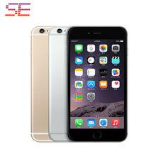 Unlocked Original Apple iphone 6 Brand Plus 4.7 & 5.5 screen phone 8MP/Pixel LTE Apple ios9 16/64/128GB ROM 1GB RAM Mobile Phone(China (Mainland))