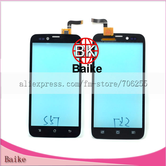 Replacement touch screen for K-touch S5T touch screen glass panel digitizer Free shipping