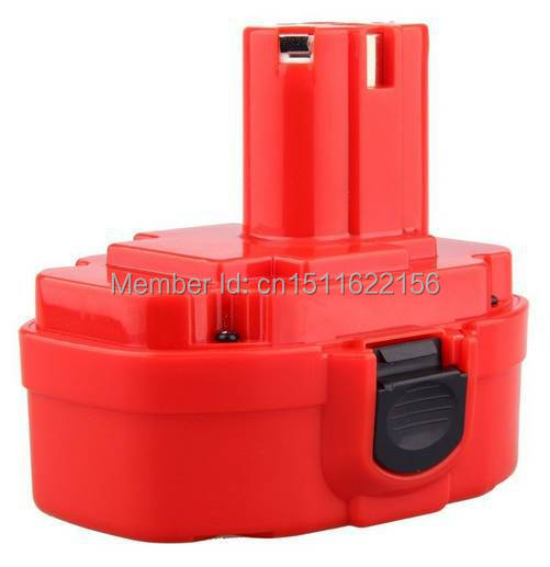power tool battery for Makit 18vA 2000mAh,1822/1834/192829-9/192827-3/193159-1/1823/193140-2/193102-0/192826-5/ PA18<br><br>Aliexpress