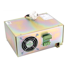 Yongli YL series golden yellow color PSU YL-1 35W CO2 laser power supply unit source for universal 250 400P/Z CO2 laser tube(China (Mainland))