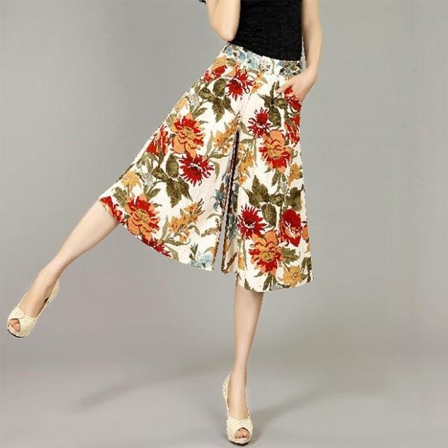 Бесплатная доставка новое поступление 2014 высокое качество летом белье юбки-брюки ...
