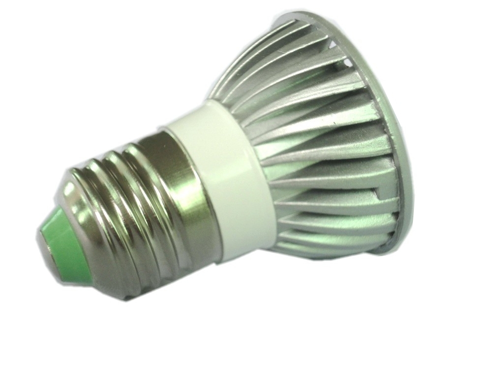 3w High Power Led Spotlight E27 Base 10pcs Lot Led Bulbs 12v Ac Dc Led Light Ls51 In Led Bulbs