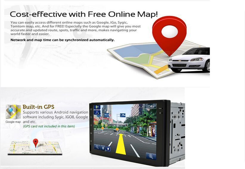 wince 6.0 Full-Touch Car PC Tablet standard 2 din GPS Car Stereo Radio mazad/vw/toyota 3G Wifi Car Audio MP3 MP4 BT player(China (Mainland))