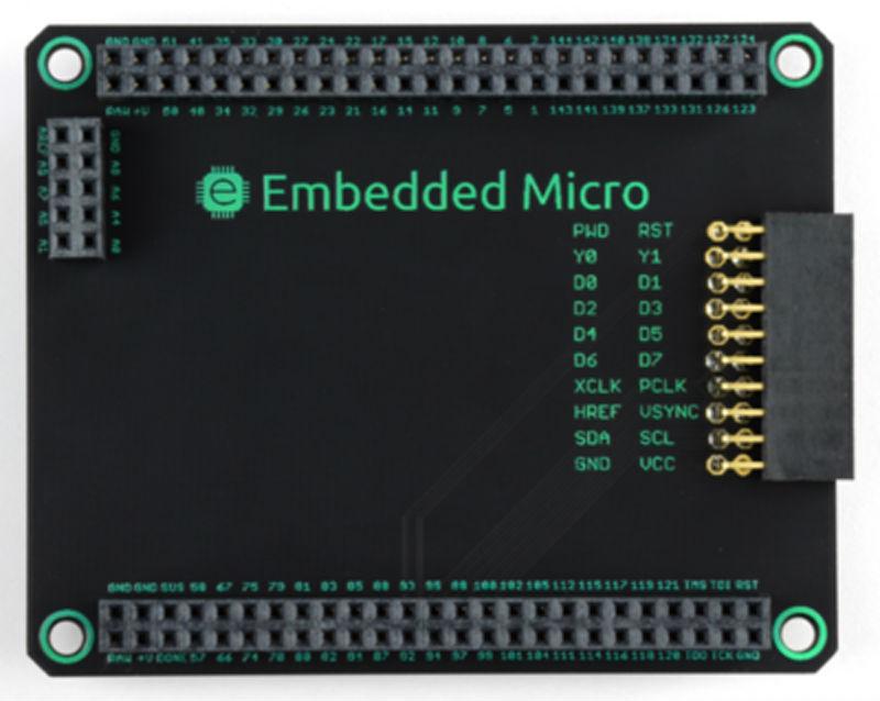 Camera Shield OV2640 camera module Mojo v3 FPGA camera module for Arduino UNO Mega2560 board(China (Mainland))