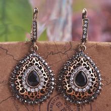 40 Discount Turkish Gold Loyal Blue Green Vintage Jewelry Sets Joias Prata Turca Emerald Jewellery Bijoux