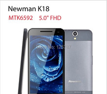 DHL Fast Delievry Newman K18 5 Inch MTK6592 Octa Core Android 4.2 IPS 1920X1080 2GB/16GB 13MP Dual Sim WCDMA 3G Gsm Phone(China (Mainland))
