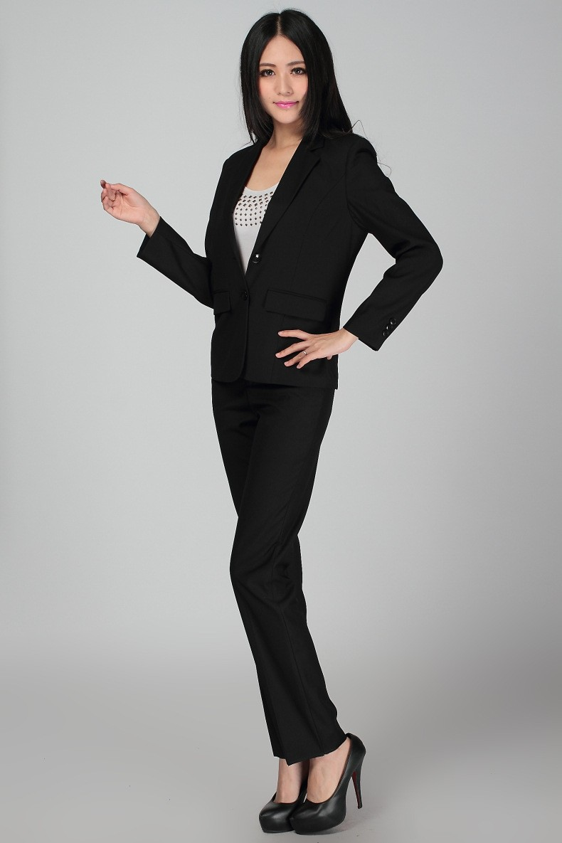 Womens Plus Size Pants Suit Wedding Clothing For Large Ladies