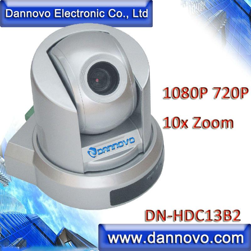 DANNOVO 1080P 720P USB Video Conference Camera, 10x Optical Zoom, Plug & Play, Support VISCA, PELCO, Preset Position(China (Mainland))