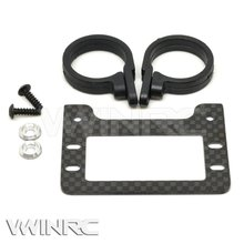 VWINRC 600ESP Rudder Servo Mount H60041 Rc Helicopter remote control gyro heli toys 2.4G for align trex F072x1(China (Mainland))