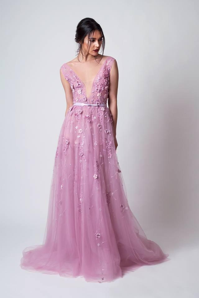 Designer Grecian Style Dresses