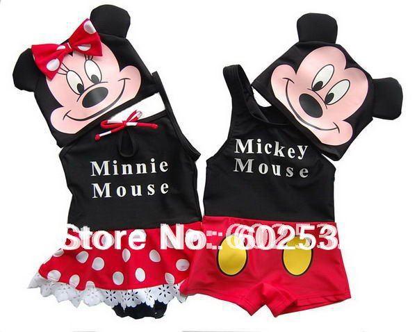 Kids' Swimwear baby swimsuits children set bathing suits 5 sets lot Y205