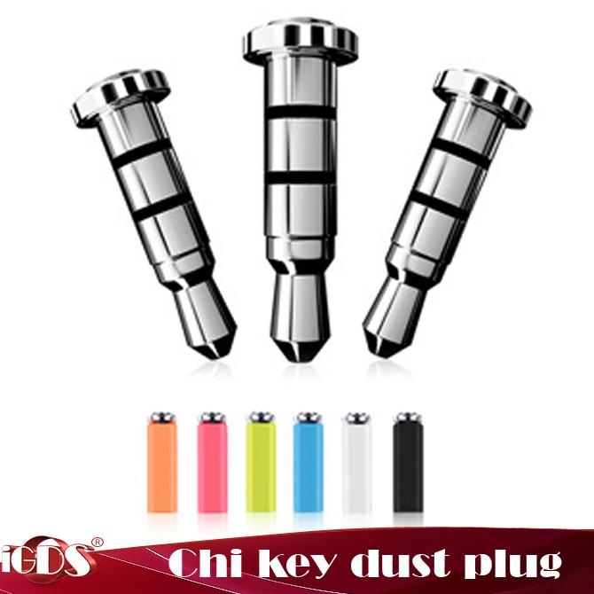 Original Xiaomi Mikey Mi Key Smart quick button one click auxilary ikey gadget 3.5mm Earphone Jack dust Plug(China (Mainland))