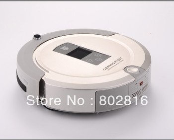 2013 With Newest Technology OEM Shining Logo Lowest Noise Smart Vacuum Sweeper