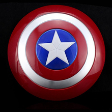 Super Hero Alliance The Avenger Captain America Shield Helmet Cosplay for Kids Toy Action Figure Model Plastic Escudo