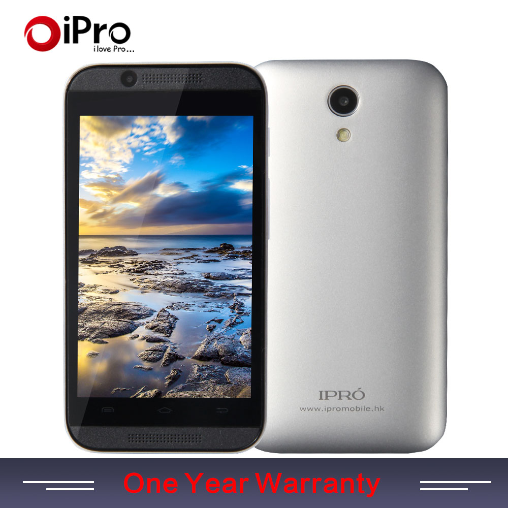 IPRO Brand Phone 512M RAM +4GB ROM Dual Core Russian 4Inch Smartphone Android 4.4 Mobile Phone 3G WCDMA Cell Phones MTK6572A(China (Mainland))