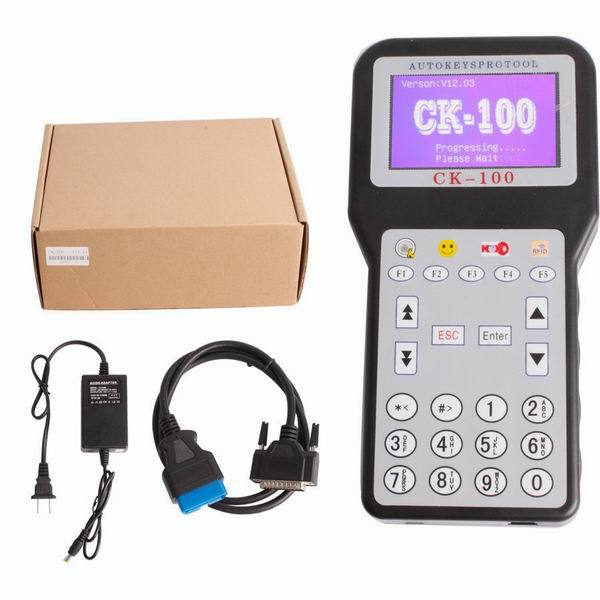 New released ck100 key programmer ck100 silca sbb ck 100 v99.99 2014 programmer with multi-language(China (Mainland))