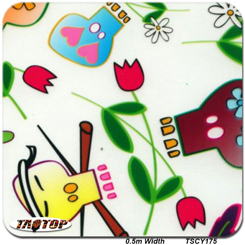 TSAUTOP 5Sq Width 0.5M TSY175 Hydrographic Films Water Transfer Film Dipping Water Transfer Printing Film(China (Mainland))