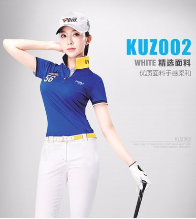 2016 Jl Golf Golf Apparel Women Pants Ms. Trousers Sportswear And Refined Design Slim Soft, Breathable Fabrics Good Elasticity