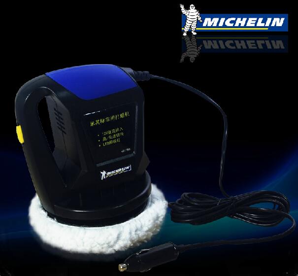 Car polisher 12v portable automotive beauty home floor polishing machine sealing glaze(China (Mainland))