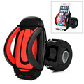 45 100mm Adjustable Width Bike Motorcycle Phone Holder for iPhone 6 6s plus 5 Samsung galaxy
