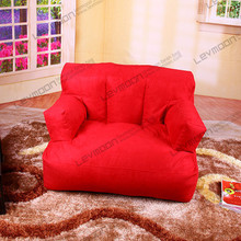 FREE SHIPPING bean bag cover suede bean bag furniturer without filling baby bean bags football   gaming bean bag chairs