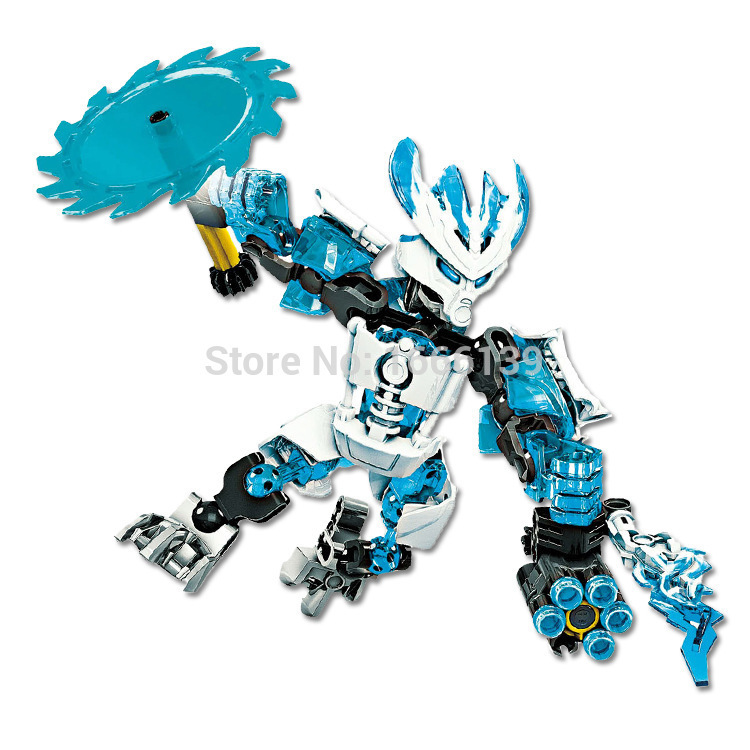 Hot sale Bionicle Protecter of Ice Xsz 706-5 Minifigures Building Blocks Kids Toys Action Figure Educational Enlighten Bricks(China (Mainland))