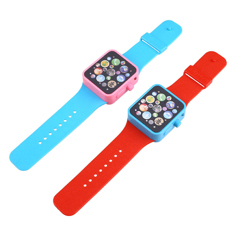 Kids Children Early Learning Machines Stories Touch Screen Smart Watch Toys(China (Mainland))