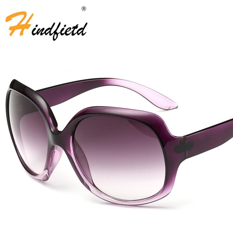 Women Goggles Sunglasses Large Full Frame Fashion Popular Gradient Round Sunglasses Crystal Decoration Glasses Women Sun Eyewear(China (Mainland))