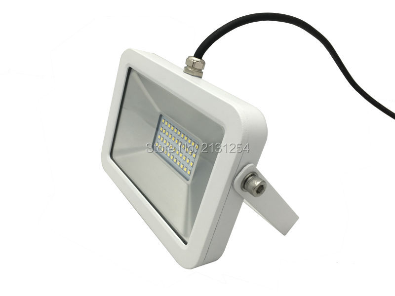 10W LED Spotlights Linear White LED floodlighting waterproof outdoor garden light road lighting decoration warm white cool white(China (Mainland))