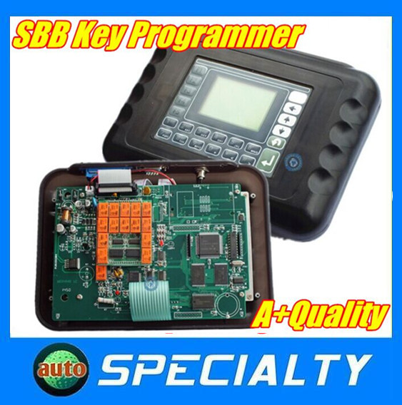 2015 New Auto SBB Key Programmer Version V33.02 OBD2 Silca Immobilizer SBB Programmer Suppot Multi-brands With High Performance(China (Mainland))
