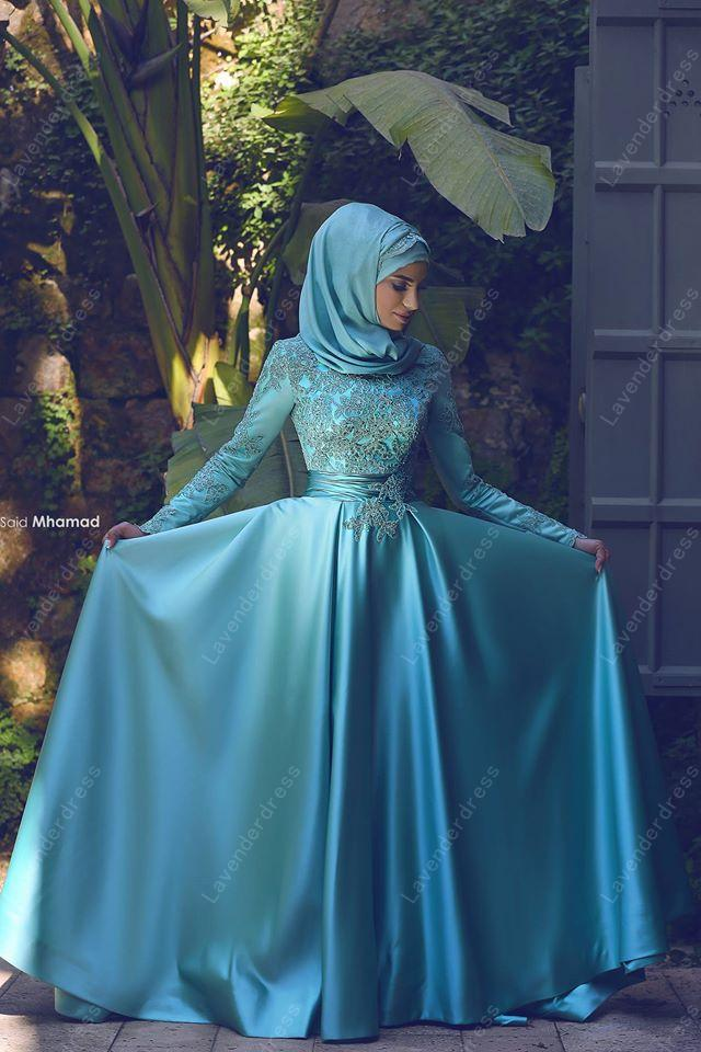 Evening Dresses Gallery Prom Dresses For Hijabis
