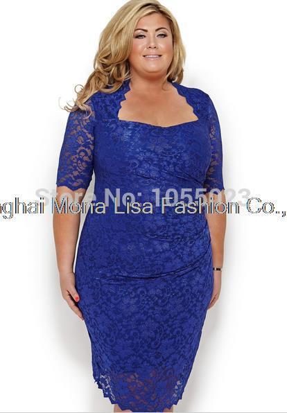 Blue Dress Size 20