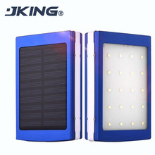 Solar charger Real 12000mah Cargador Portatil Solar Power LED camping lantern Bateria Pack Energy Bank Sun Battery Charger(China (Mainland))