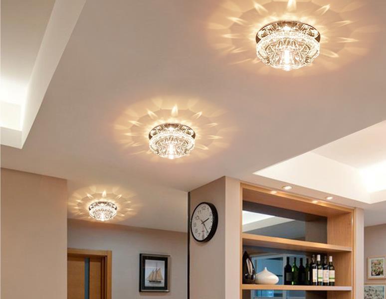 verlichting woonkamer plafond