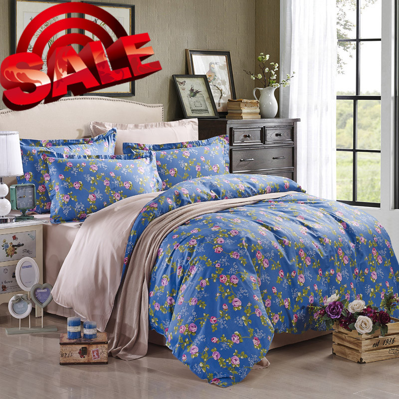 gold furniture needlework lilo and stitch london grey and yellow bedroom 4PCs QUEEN adult 2015 SILK bedclothes bedding sets(China (Mainland))