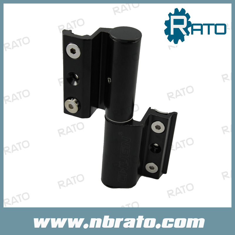 Black Window Pivot Hinge Part for Aluminium Window(China (Mainland))