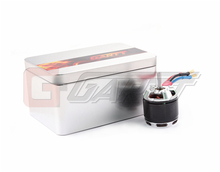 Gleagle`s HF 1600KV 1700W Brushless Motor With Steel Case For 500 Align Trex RC Heli Black