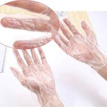 1lot/100pcs Useful Home Plastic Gloves to Keep Food Clean Garden Home Restaurant BBQ Plastic Multifuction Medical Care