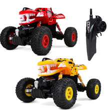 Buy High 1/18 2.4GHZ 4WD Radio Remote Control Road RC Car ATV Buggy Monster Truck Gift Children Toys Wholesale for $42.25 in AliExpress store