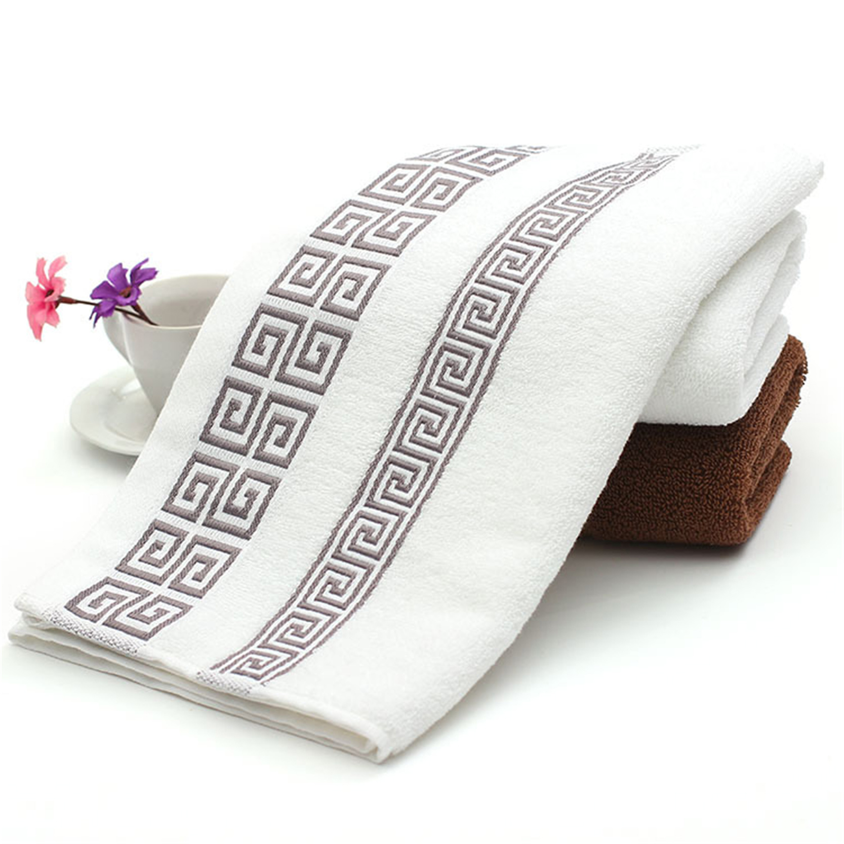 Online get cheap wholesale bath towels for Bathroom hand towels