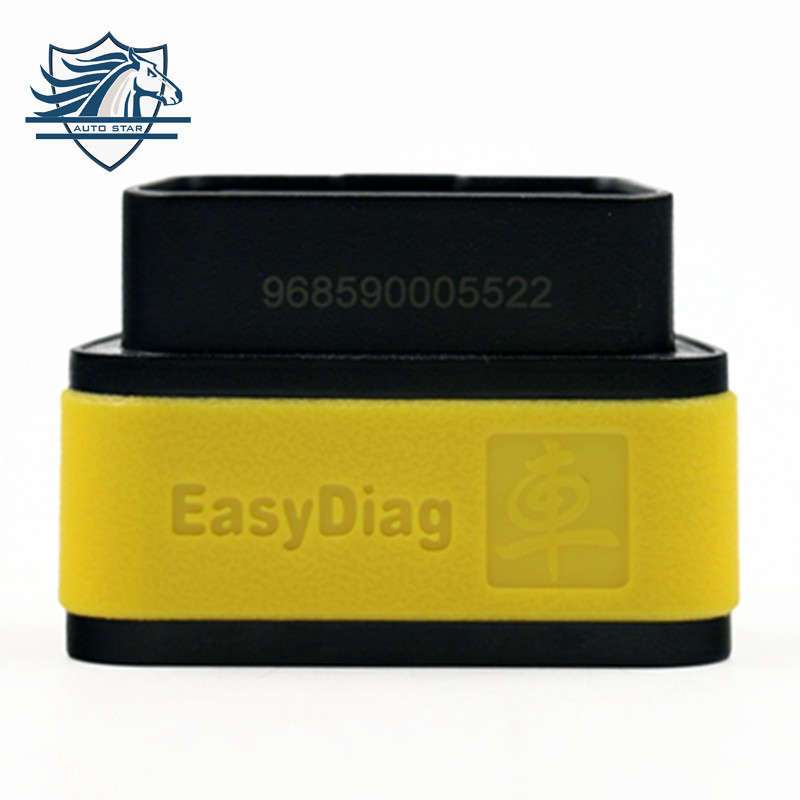 Flash Sale free shipping New Released Launch X431 EasyDiag 2 0 OBDII Code Reader Scanner For
